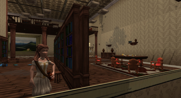 A screenshot from &quotPandora: Purge of Pride,&quot the first game produced by a four-person team of fresh college graduates that call themselves High Class Kitsch.