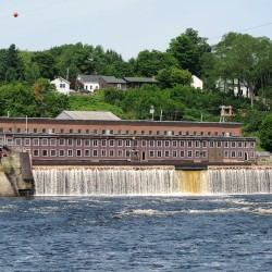 Writing Workshop on the Penobscot River