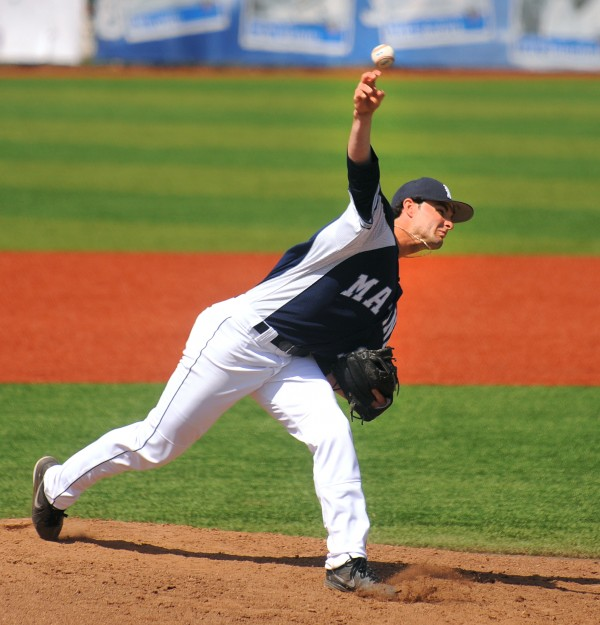 UMaine's Mike Connolly