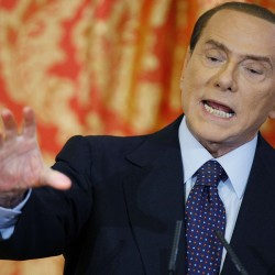 Berlusconi: Down but not yet out