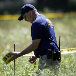FBI widens hunt for Jimmy Hoffa's body near Detroit