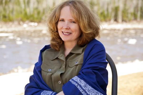 Author Cathie Pelletier