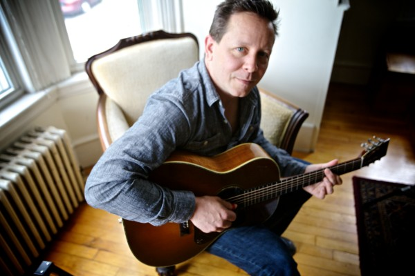 Portland musician Rob Sylvain is reviving old Acadian folk songs written down, from memory, in a notebook by his grandmother more 50 years ago. Sylvain will be performing selections from his memere, Elisa Thibodeau's, notebook Wednesday, June 5, at Blue on Congress Street in Portland.