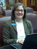 Rep. Stacey Guerin, R-Glenburn, represents Glenburn, Kenduskeag, Levant and part of Corinth in the Maine Legislature.