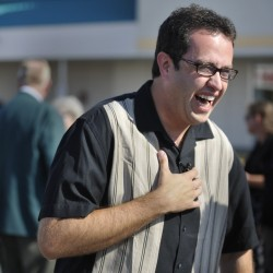 Subway spokesman Jared Fogle to appear in Bangor