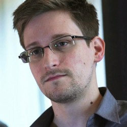 Does Edward Snowden even exist?