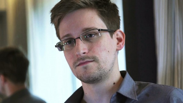 NSA whistleblower Edward Snowden, an analyst with a U.S. defence contractor, is seen in this still image taken from video during an interview by The Guardian in his hotel room in Hong Kong on Thursday, June 6, 2013.