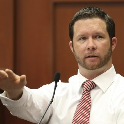 Florida jury hears watchman's account of killing Trayvon Martin