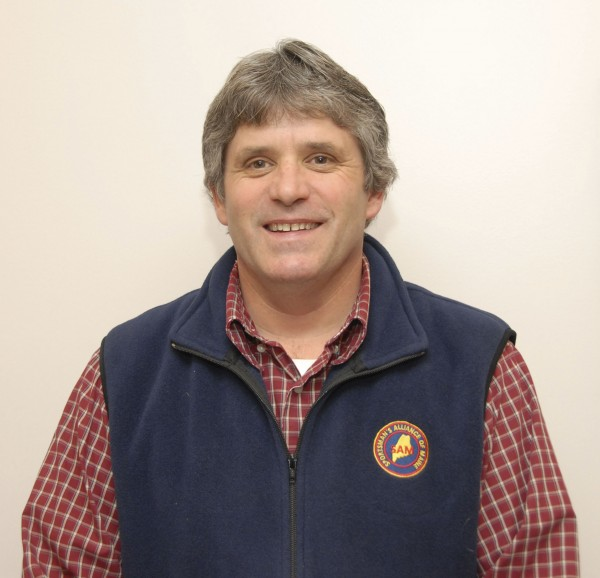 David Trahan of Waldoboro is the executive director of the Sportsman's Alliance of Maine.