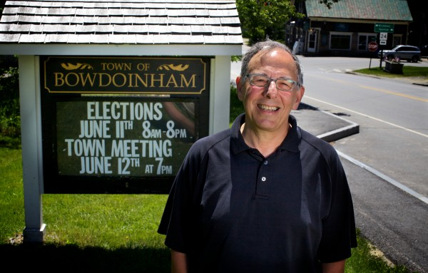 Jeff Fischer's documentary about Bowdoinham will be shown on Maine Public Television this week and has spawned a new business for the retired high school teacher.