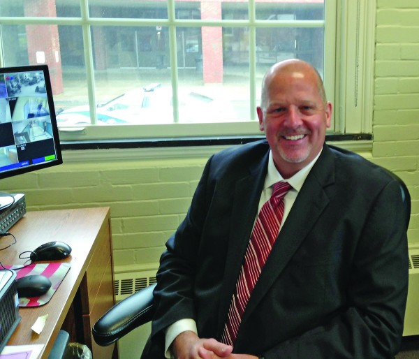 Kennebunk High School Assistant Principal David Creech will take the principal job at Scarborough High School in July.