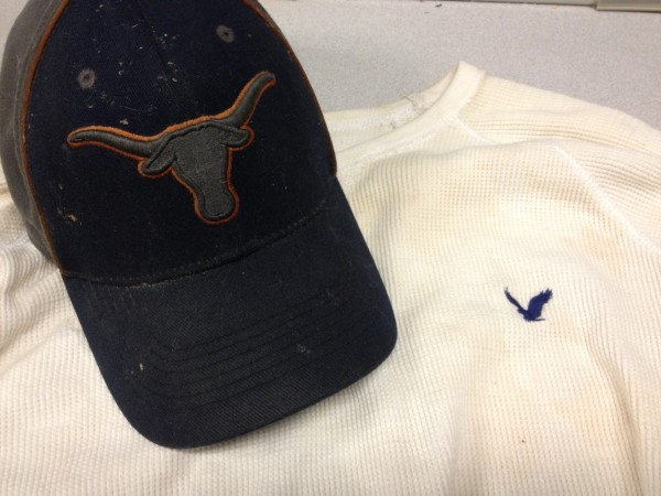 Bangor police are looking for a slim 6-foot to 6-foot 2-inches tall man who they believe walked out of the Airport Mall store without paying for two packages of razors valued at $68.76. The man took off the white American Eagle shirt and Texas Longhorns baseball cap he was wearing after leaving the store.