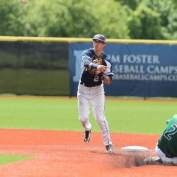 Mike Connolly excels in rare dual role for UMaine baseball team