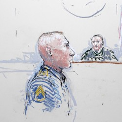 Sentencing begins for U.S. soldier guilty of Afghan murders