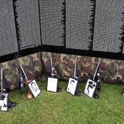 Traveling Vietnam memorial wall arrives in Aroostook this week