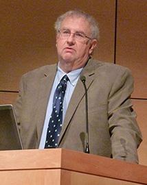 Economist Charles Colgan