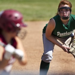 Hope, Dube lead Penobscot Valley to its first state softball title