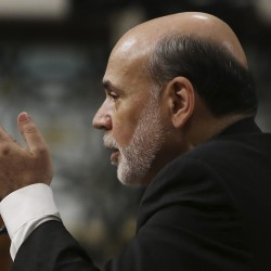 Bernanke as scapegoat