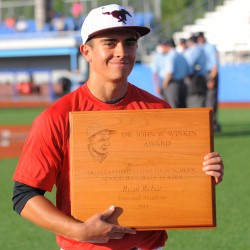 Balzano named state's Mr. Baseball