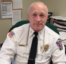 New Millinocket fire chief has big plans