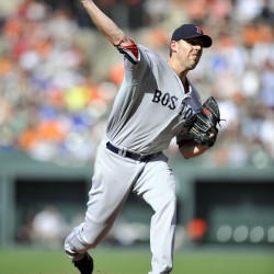 Tillman, Orioles knock Red Sox out of first place