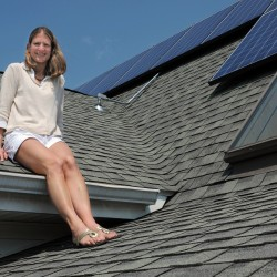 Solar advocates see bright opportunity in northern Maine