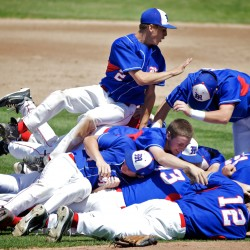 Messalonskee tops Scarborough for Class A baseball crown