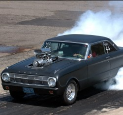 Gassah Guys bring '60s race cars to Winterport Dragway