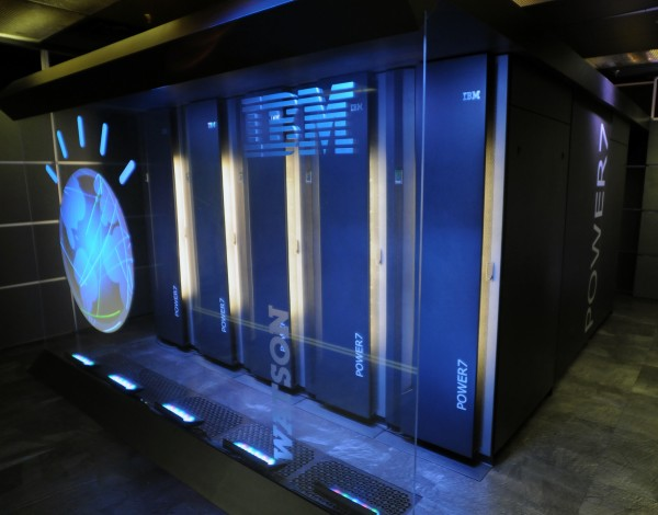 Doctors in Maine are testing IBM's Watson supercomputer in an effort to improve care for cancer patients.