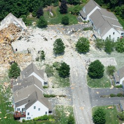 Deadly Yarmouth home explosion caused by propane, investigators still seeking location of leak