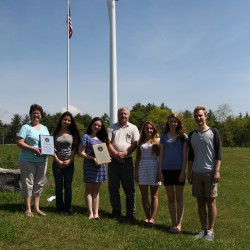 Rockport students get OK for wind turbine