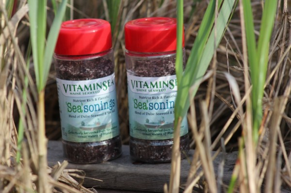 A dulse (seaweed) and sea salt blend is just one of the seasonings created by Scarborough-based business VitaminSea.