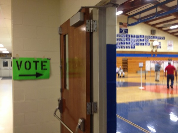 Six out of seven members of the Old Orchard Beach Town Council were ousted in a recall election Tuesday. Voting took place at Old Orchard Beach High School.