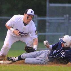 Hillier's heroics rally undefeated Bangor past Hampden in American Legion baseball showdown