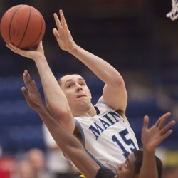 University of Maine men's basketball signs 6-foot-8 German forward