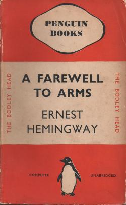 Penguin published its first 10 paperbacks—including works by Ernest Hemingway and Agatha Christie—in 1935.