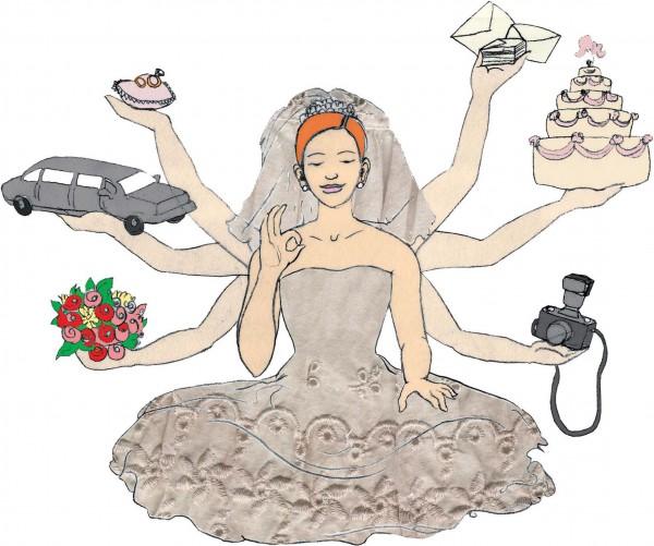 Jennifer Modenessi color illustration.
