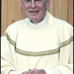 COA co-founder, priest, James Gower, dies at age 90