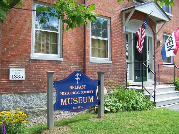The Belfast Museum is located at 10 Market St., (at the corner of Church and Market streets) in Belfast and is one of the 23 museums participating in the Maine Civil War Trail.