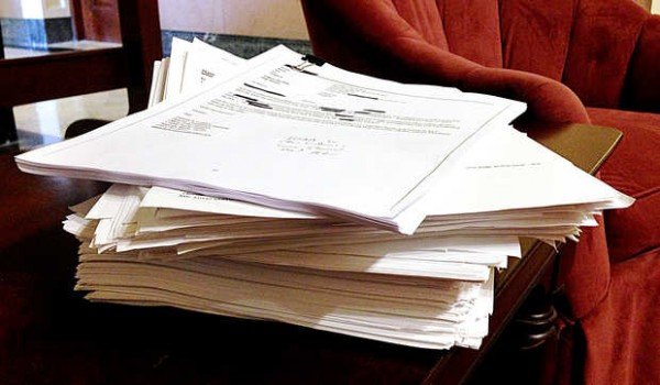 Complaints about unemployment compensation received by Gov. Paul LePage since he assumed office in January 2011.
