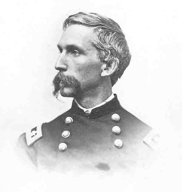 Joshua Chamberlain of Brewer commanded the 20th Maine Infantry Regiment at Gettysburg.