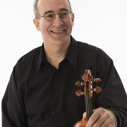 Violinist Dean Stein