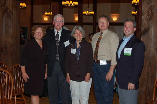 Friends of Midcoast Maine 2013 Local Heroes Awards, Left to right