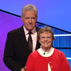 It's a decade-long dream: What is, Greenbush woman appears on 'Jeopardy!'?