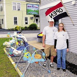 Maine store only sells items produced within 101-mile radius
