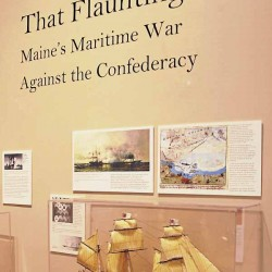 State museum exhibit features 'Maine Voices From the Civil War'