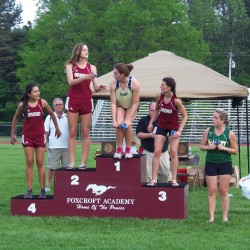 Class B track and field state meet results