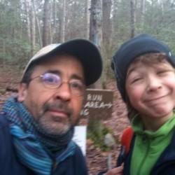 Paul and Asher Molyneaux, courtesy of Paul Molyneaux