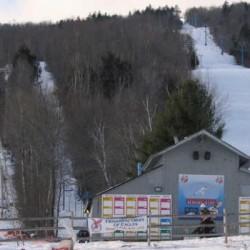 Black Mountain ski area in Rumford