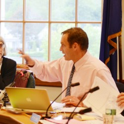 LePage threatens veto as lawmakers work to finalize budget details